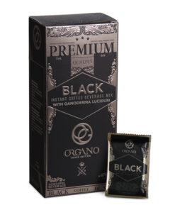 Reishi Coffee Organo™ Gourmet Black Coffee