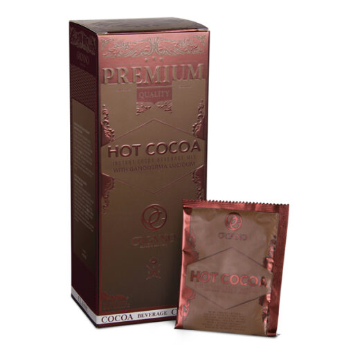 Reishi Coffee Organo™ Gourmet Hot Cocoa