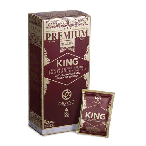 Reishi Coffee Organo™ Premium Gourmet Organic King of Coffee
