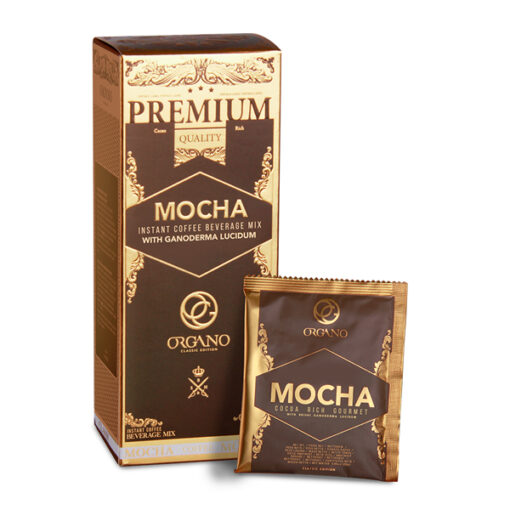 Reishi Coffee Organo™ Gourmet Café Mocha